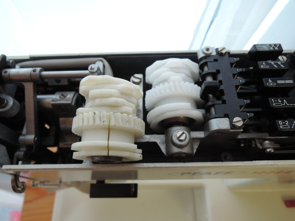 Pfaff 1222e Sewing Machine Repair Launet